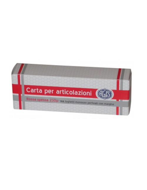 CARTA ARTICOLAZIONE AGIS...