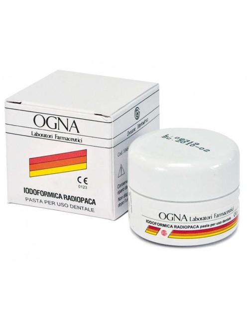 Pasta Jodoformica Radiopaca Ogna 15Gr - Krupp Dental Dealer